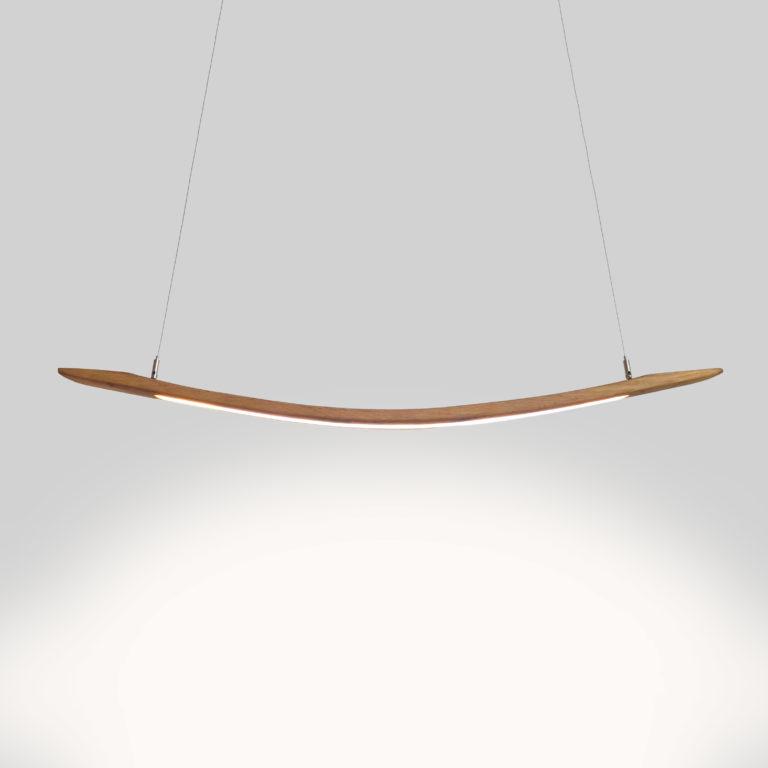 LED Lampe VALU aus alten Weinfasstauben, Eichenholz bis zu 100 Jahre alt, apollonlux.at apollonlux.at