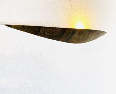Wandlampe aus Weinfass, Lampe aus Eichenholz, Lampe aus altem Holz, Lampe aus Altholz, Lampe upcycling, Designerlampe aus Holz, Wandleuchte, lampe, upcycling lampe, Wohnraumleuchten, Handmade in Austria, apollonLUX.at